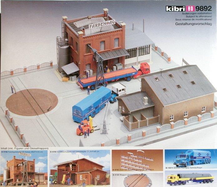 'ALBA Modellbahnpraxis' Band 1, Plan 5 9892kibri0000